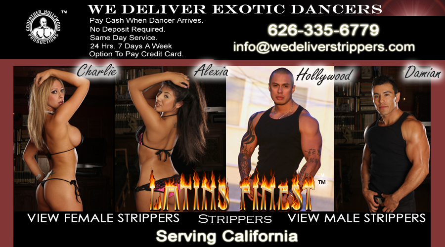 Welcome To Exotic-Dancers-Los-Angeles.com
